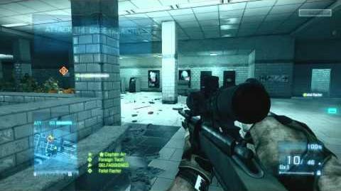 Battlefield 3 Beta Gameplay - M40A5 Gameplay HD