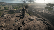 St. Quentin Scar Frontlines German Base 01