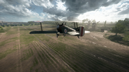 BF1 Sopwith Camel Back