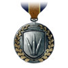 BF3 Assault Rifle Medal