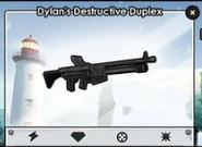 BFH Dylan's Destructive Duplex 1