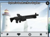 Dylan's Destructive Duplex