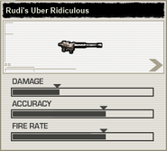 BFH Rudi's Uber Ridiculous Stats