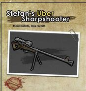 BFH Stefan's Uber Sharpshooter Poster