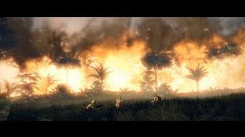 BATTLEFIELD BAD COMPANY 2 VIETNAM - Trailer TGS 2010