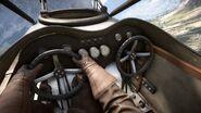 BF1 Caproni Ca.5 Controls
