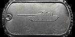 BF4 Type 99 MBT Master Dog Tag