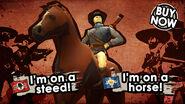 BFH Horse Emotes Promo