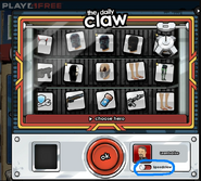 BFH The Claw Win