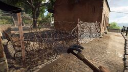 BFV Barbed Wire