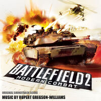 Battlefield 2 Modern Combat Original Soundtrack Cover