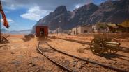 Sinai Desert Mazar Station 08