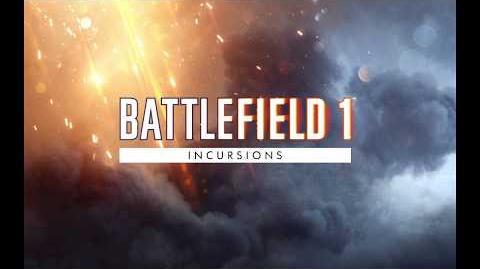 Battlefield 1 Incursions Community Environment - Iterative Look at New Map Sinai Desert