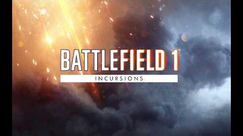 Battlefield 1 Incursions Community Environment - Iterative Look at New Map Sinai Desert