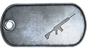 M417 Proficiency Dog Tag