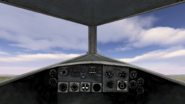 BF1942.C-47 cockpit view