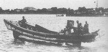 Daihatsu landing craft IRL