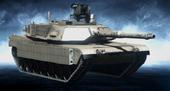 M1A2 Abrams with Reactive Armor Menu BF3