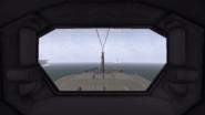 Yamato.Rear gunner view seat 2.BF1942