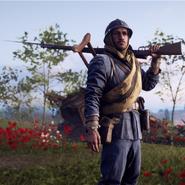 Battlefield 1 French Republic Medic