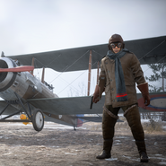 Battlefield 1 Russian Empire Pilot