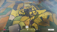 Battlefield V Arras Conquest Layout