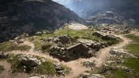Monte Grappa Frontlines Mocheni Turret