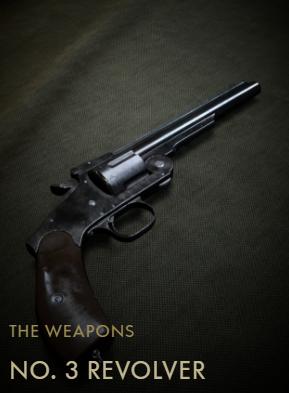 No. 3 Revolver Codex Entry