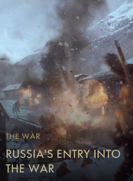 Russia's Entry Into The War Codex Entry