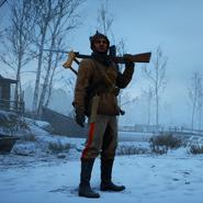 Battlefield 1 Red Army Medic Squad