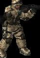 BF2 DAO12 Soldier
