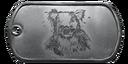 BF4 Angry Koala Dog Tag