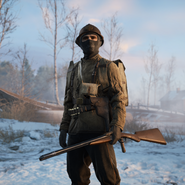 Battlefield 1 White Army Assault