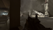 Battlefield 4 U-100 MK5 First-Person View Screenshot