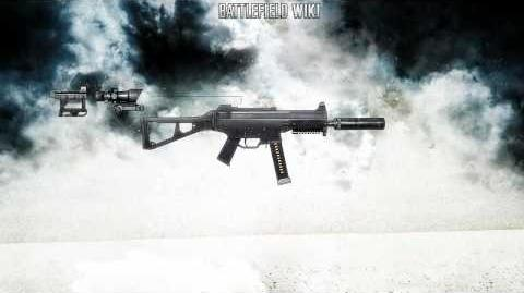 Battlefield Bad Company 2 - UMP-45 Sound