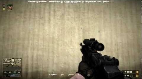 Battlefield Play4Free - M14 EBR Reload Animations