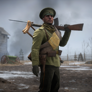 Battlefield 1 Russian Empire Medic