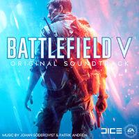 Battlefield V Official Soundtrack EP Cover Spotify