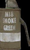 BFP4F Smoke Grenade Front