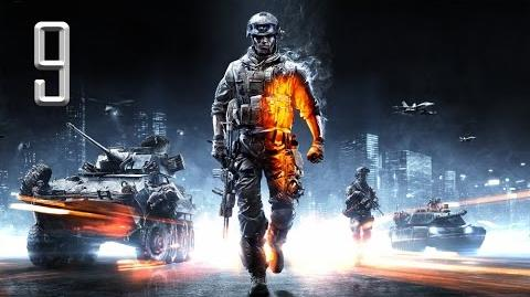 Battlefield 3 Walkthrough - Night Shift (Part 9)