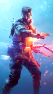 Battlefield V Deluxe Edition Mobile Wallpaper