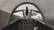 Yak-9 cockpit.BF1942
