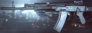 AK-12 Potato Grip Menu BF4