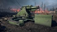 BF1 BL 9.2 Siege Gun Front