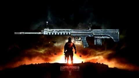 Battlefield 3 - QBU-88 Sound