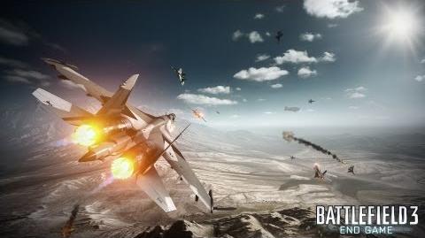 Vidéo de lancement Battlefield 3 End Game