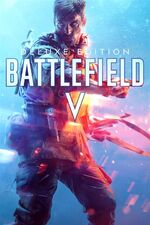 Battlefield V Deluxe Edition Cover