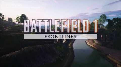 Frontlines Tutorial Video - Battlefield 1 They Shall Not Pass