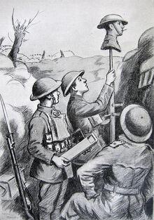 Spotting the Enemy Sniper