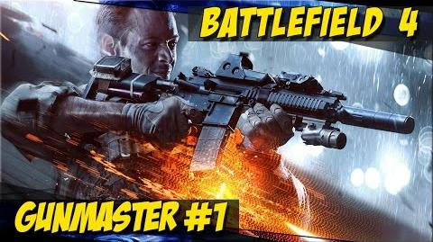 Battlefield 4™ GUN MASTER 1.